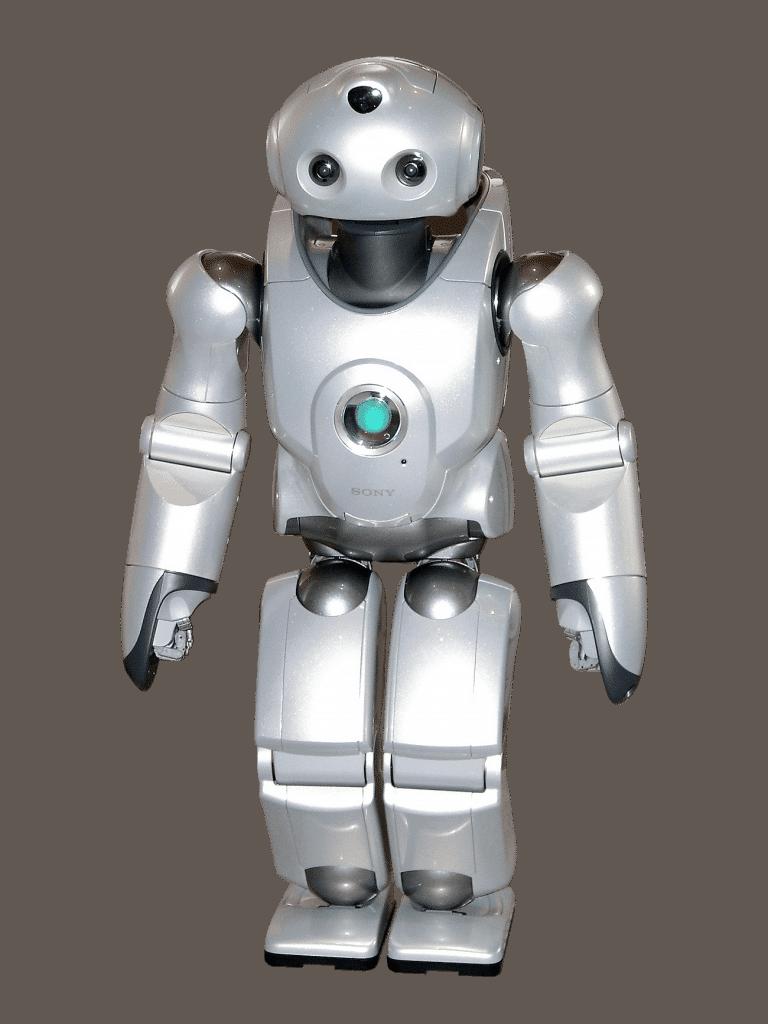 Sony_Qrio_Robot_2